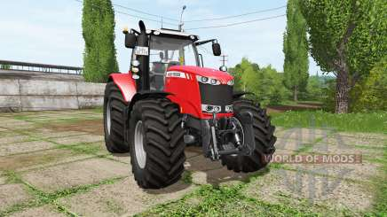 Massey Ferguson 7720 v1.2.1 para Farming Simulator 2017