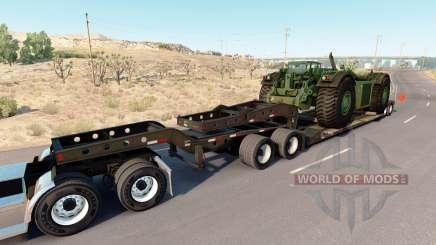 Fontaine Magnitude 55L Kalmar para American Truck Simulator