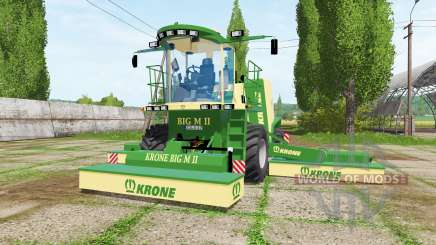 Krone BiG M II v1.1 para Farming Simulator 2017