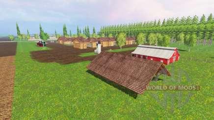 Region Of Texas v1.1 para Farming Simulator 2015