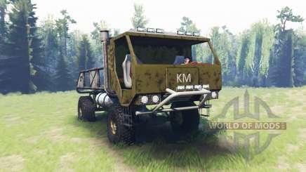 KM 04060 4x4 v2.0 para Spin Tires