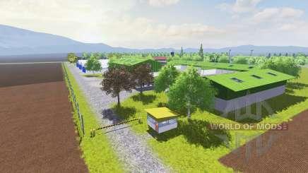 Agrarfrost v5.5 para Farming Simulator 2013