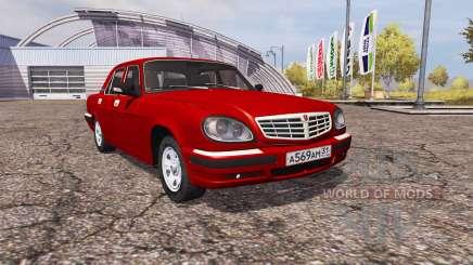GAS de 31105 Volga para Farming Simulator 2013