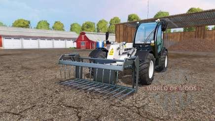 Liebherr TL 436-7 v1.2 para Farming Simulator 2015