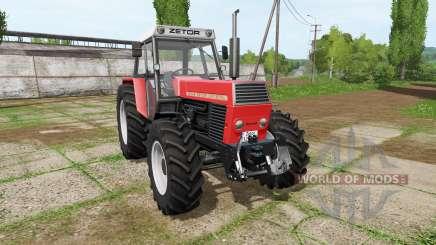 Zetor Crystal 12045 v2.0 para Farming Simulator 2017