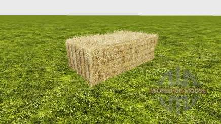 Hay bale para Farming Simulator 2017