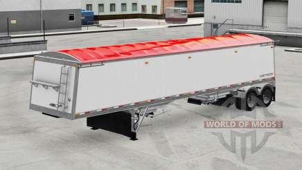 Lode King Distinction Tandem para American Truck Simulator