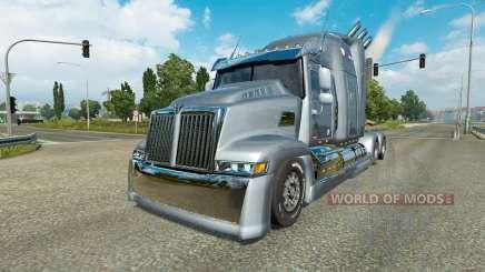 Wester Star 5700 Optimus Prime para Euro Truck Simulator 2