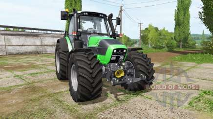 Deutz-Fahr Agrotron 620 TTV v4.0 para Farming Simulator 2017