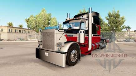 GP personalizado de la piel para el camión Peterbilt 389 para American Truck Simulator