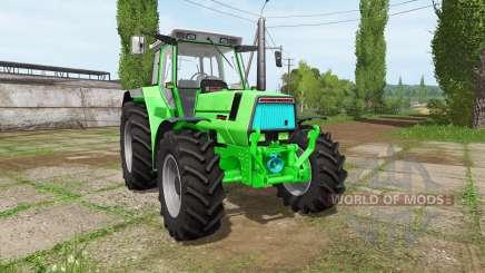 Deutz-Fahr AgroStar 6.61 v1.2 para Farming Simulator 2017