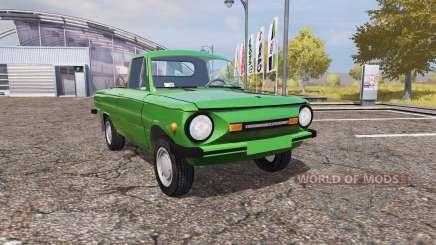 Zaz 968M camioneta para Farming Simulator 2013