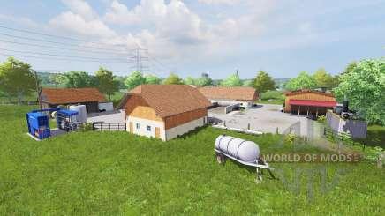 Unterleiten para Farming Simulator 2013