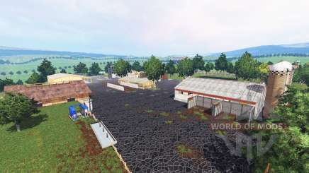 Kulen Vakuf v2.1 para Farming Simulator 2015