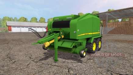 John Deere 678 para Farming Simulator 2015