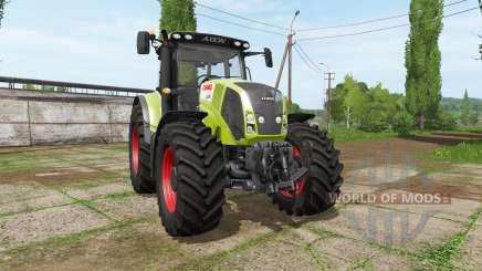 CLAAS Axion 830 v2.0 para Farming Simulator 2017
