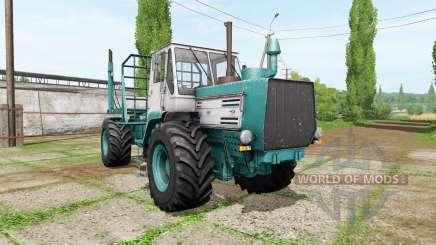 T 150K el camión para Farming Simulator 2017