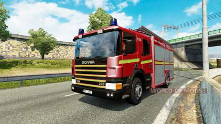 Truck traffic pack v2.3 para Euro Truck Simulator 2