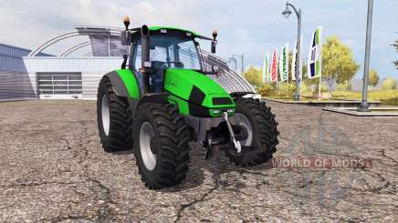 Deutz-Fahr Agrotron 120 Mk3 para Farming Simulator 2013