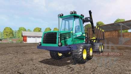 Timberjack 1110 v1.1 para Farming Simulator 2015