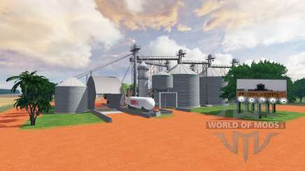 Fazenda Seriema para Farming Simulator 2015