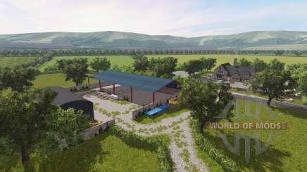 Grange farm v1.2 para Farming Simulator 2017