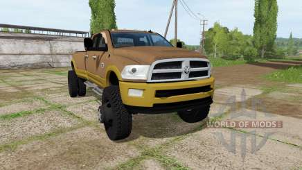 Dodge Ram 3500 para Farming Simulator 2017