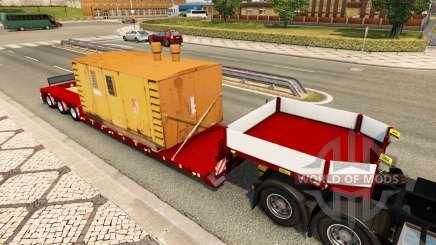 Doll Vario 3-axle v4.1 para Euro Truck Simulator 2