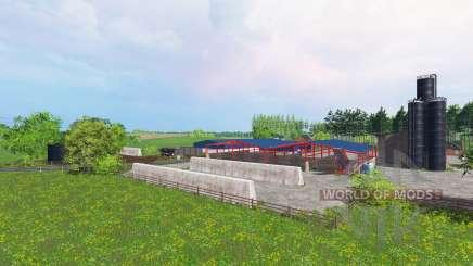 Kirriemuir farm para Farming Simulator 2015