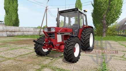 International Harvester 744 v1.3 para Farming Simulator 2017