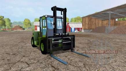 CLARK C80 v4.01 para Farming Simulator 2015