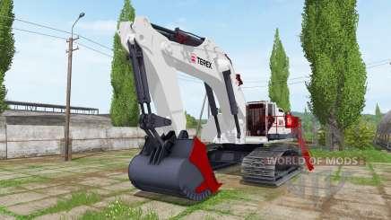 Terex RH 90-F para Farming Simulator 2017
