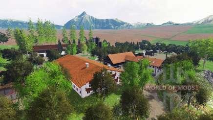 Ammergauer Alpen para Farming Simulator 2015
