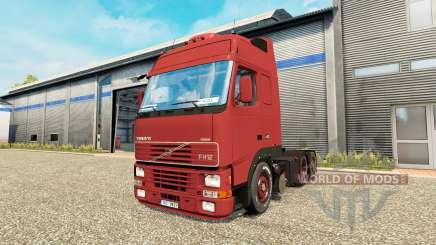 Volvo FH12 v1.7 para Euro Truck Simulator 2