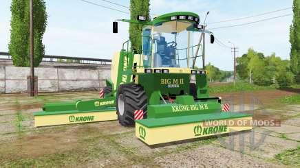 Krone BiG M II para Farming Simulator 2017