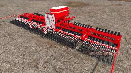 HORSCH Pronto 18 DC v1.8 para Farming Simulator 2015