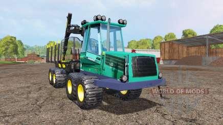 Timberjack 1110 para Farming Simulator 2015
