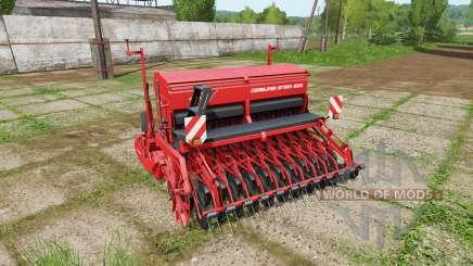 Kuhn Sitera 3000 para Farming Simulator 2017