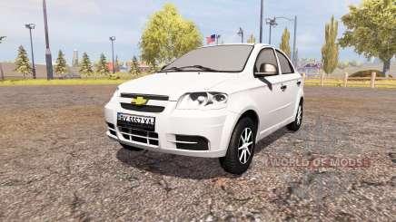 Chevrolet Aveo (T250) para Farming Simulator 2013