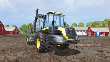PONSSE Buffalo 6x6 para Farming Simulator 2015