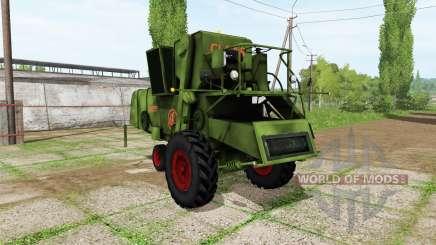 CLAAS Matador para Farming Simulator 2017