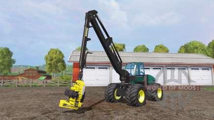 Timberjack 870B v1.1 para Farming Simulator 2015