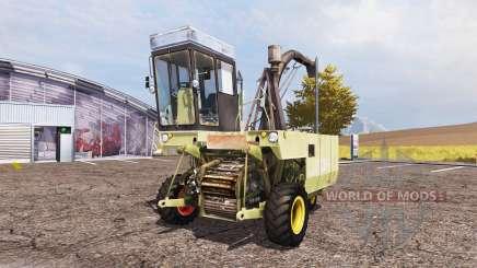 Fortschritt E 295 para Farming Simulator 2013