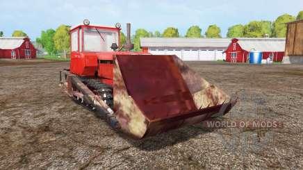DT 75M DE LA APP 1.2 para Farming Simulator 2015