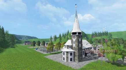 Traudelheim v1.8 para Farming Simulator 2015