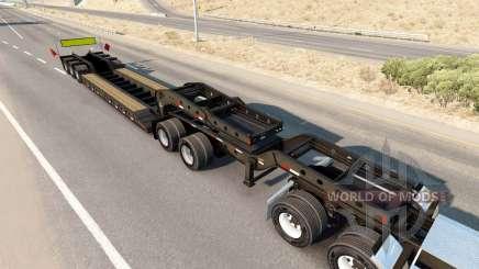 Fontaine Magnitude 55L empty para American Truck Simulator