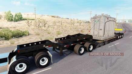 Fontaine Magnitude 55L Siemens para American Truck Simulator