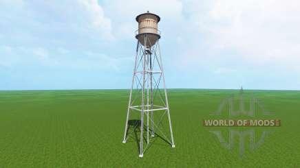 Tall water tower para Farming Simulator 2015