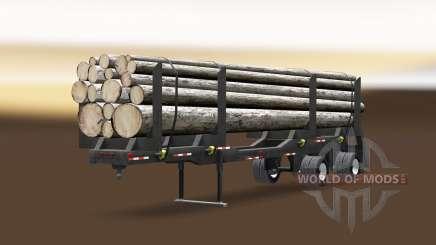 American trailers pack para Euro Truck Simulator 2