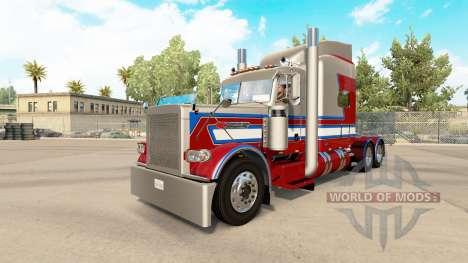 806 Camiones de la piel para el camión Peterbilt para American Truck Simulator